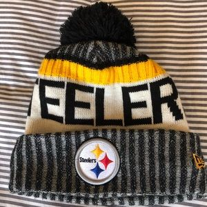 Pittsburgh Steelers Sideline Beanie